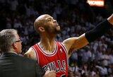 """Be D.Rose'o žaidęs """"Bulls"""" klubas Brazilijoje palaužė Vašingtono krepšininkus"""