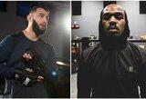 """Oficialu: """"UFC 247"""" turnyre čempionų titulus gins J.Jonesas ir V.Ševčenko"""