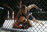 Naujasis UFC reitingas sukėlė daug diskusijų: R.Namajunas liko už J.Jedrzejczyk, G.St-Pierre'as neaplenkė C.McGregoro