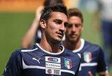 """Patvirtinta: """"Fiorentina"""" kapitonas D.Astori mirė sustojus širdžiai"""