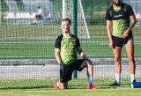 P.Golubickas sugrįžo į treniruotes Kroatijoje
