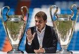 Portugalijos spauda: I.Casillas jau priėmė sprendimą dėl savo karjeros