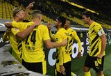 """""""Borussia"""" vietiniame čempionate iškovojo triuškinamą pergalę"""