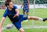 """V.Borovskis: """"Skaičiuojame dienas, kada žaisime kitas rungtynes"""""""