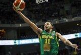 Senegalo rinktinės gynėjas iš D grupės išskyrė Lietuvos komandą