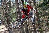 R.Sviderskis pasaulio kalnų dviračių taurės etape aplenkė 19 varžovų