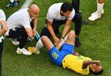 """Meksikos rinktinės treneris: """"Neymaras yra klounas"""""""