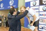 R.Meilutytė be vargo laimėjo Lietuvos čempionatą