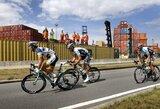 E.Juodvalkis dviračių lenktynėse Belgijoje liko vos 78-as
