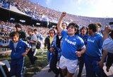 """Oficialu: """"Napoli"""" stadionas pavadintas D.Maradonos garbei"""