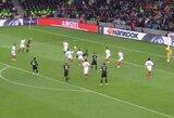 """Pamatykite: fantastiškas Krasnodaro klubo įvartis 87-ą minutę į """"Sevilla"""" vartus"""