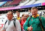 IWAS pasaulio žaidynėse – M.Biliaus ir D.Dundzio triumfas