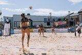 Istorinis įvykis: pirmą kartą Lietuvoje bus surengtas paplūdimio tinklinio pasaulio turo turnyras