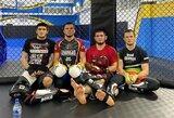 Jau ketvirtas C.Nurmagomedovo pusbrolis skina pergales MMA ir artėja prie UFC