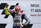 """V.Rossi: """"Netikėjau, kad dar pavyks bent kartą nugalėti"""""""