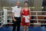 Europos moksleivių bokso čempionate lietuviai liko be medalių