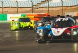 """Savaitgalį J.Adomavičius išmėgino jėgas """"European Le Mans"""" serijoje"""
