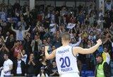 Eurolygoje pirmą kartą nuo 2000 metų nežais nei viena Serbijos komanda