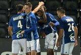 """""""Strasbourg"""" eliminavo """"Lille"""" iš Prancūzijos lygos taurės turnyro"""