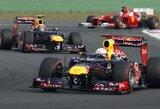 Korėjos GP lenktynėse nesunkią pergalę iškovojo S.Vettelis