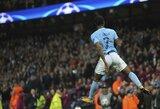 "UEFA Čempionų lyga: ""Manchester City"" palaužė ""Šachtar"", o ""Liverpool"" barstė taškus Maskvoje"