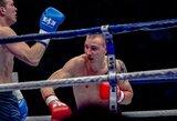 Pasaulio muaythai čempionate M.Narauskas pralaimėjo pirmąją kovą