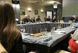 LKL susitikime su sirgaliais – siūlymas dėl licencijuotos pirotechnikos ir aktyvios diskusijos