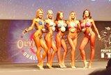 Kultūrizmo ir fitneso varžybose San Marine – sėkmingi lietuvių pasirodymai