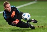 """""""Kicker"""": M.A.ter Stegenas – geriausias užsienyje žaidžiantis vokietis 2018-aisiais"""