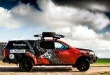 """Atsinaujinusi """"iGo2Dakar"""" komanda keliauja į 2019-ųjų Dakarą"""