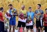 Lietuvos pirmenybėse – čempiono titulas D.Sodaičiui ir asmeniniai disko metikų rekordai