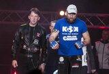 Dėl titulo kovosiantis T.Pakutinskas: už varžovą tikrai būsiu geresnis