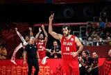 Iranas iškovojo pirmą pergalę Pasaulio taurėje