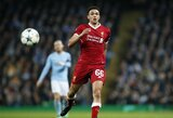 """T.Alexanderis-Arnoldas galvoja apie """"Liverpool"""" triumfą Čempionų lygoje: """"Po to mes būsime nesulaikomi"""""""