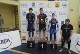 Lietuvos braziliško džiu-džitsu čempionate – M.Veržbicko ir T.Aukštuolio triumfas