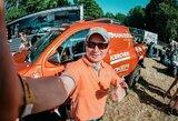 Technologijos ir Dakaras – A.Juknevičiaus komanda pristato lenktynininko filtrą
