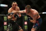 """""""UFC 249"""": T.Fergusonas suspenduotas 2 mėnesiams, J.Gaethje nenukentėjo"""