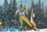 Lietuvos biatlonininkai startavo pirmajame šio sezono IBU taurės etape Norvegijoje
