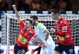Persvaros vos neišbarstę ispanai – Europos rankinio čempionato finale