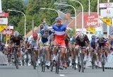 Pirmajame dviračių lenktynių Belgijoje etape E.Juodvalkis finišavo 18-as