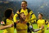 """Vokietijoje – dramatiška """"Borussia"""" pergalė prieš """"Bayern"""" futbolininkus"""