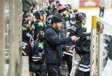 """Laimėjusi """"Hockey Punks"""" ekipa užsitikrino antrąją poziciją reguliariajame sezone"""