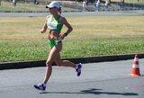 Pasaulio pusmaratonio bėgimo čempionate lietuviai dėl aukštų vietų nekovojo, krito planetos rekordas