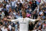 """Buvęs """"Real"""" prezidentas: """"C.Ronaldo išvykimas – įmanomas"""""""