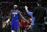 """""""Clippers"""" pratęsė pergalių seriją iki šešių"""