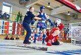 Atvirajame Baltijos šalių muaythai čempionate triumfavo penki lietuviai