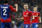 """Arsenal"" susidomėjo CSKA puolėju F.Chalovu"