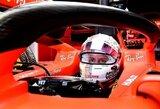 """M.Brundle'as prisiminė keistą S.Vettelio sezoną: """"Jis galėjo tyčia važiuoti lėtai"""""""