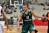A.Juškevičius ir L.Lekavičius rezultatyviai pasirodė savo komandose