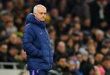 """Apie """"Tottenham"""" traumų problemą prabilęs J.Mourinho: """"Kitam sezonui reikia labiau subalansuotos komandos"""""""